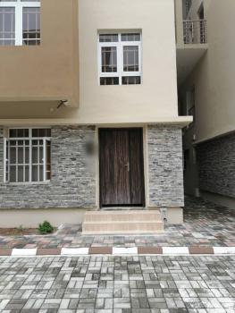 4 Bedroom  Maisonette in Carcass, New Lsdpc/shell  Courtland Luxury Villa Estate., Jakande, Lekki, Lagos, House for Sale