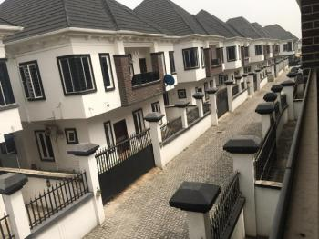 5 Bedroom Fully Detached Duplex with a Bq in a Fully Serviced Estate, Behind Friends Colony Estate. Off Jakande Roundabout, Osapa, Lekki, Lagos, Detached Duplex for Sale