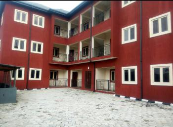 Newly Built 1 Bedroom Flat with Modern Facilities, Newly Built 1 Bedroom Flat with Good Power Supply at Sars Road, Rukpokwu, Port Harcourt, Rivers, Flat for Rent