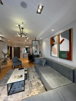 Luxury 2 Bedroom Apartment Ocean View, Sapphire Tower, Bluewater Residence, Oniru, Victoria Island (vi), Lagos, House Short Let