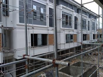 Luxury 4 Bedroom Terrace with Bq and Lush Finishing, Ikate Elegushi, Lekki, Lagos, Terraced Duplex for Sale