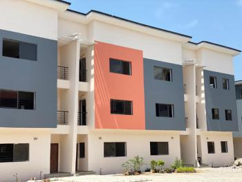 Exquisitely Built 4 Bedrooms Terrace with 1 Bq, By Enyo Filing Station, Ikate, Lekki, Lagos, Terraced Duplex for Rent