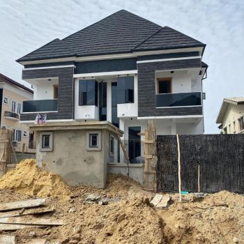Brand New 4 Bedroom Semi Detached House;, Idado, Lekki, Lagos, Semi-detached Duplex for Sale