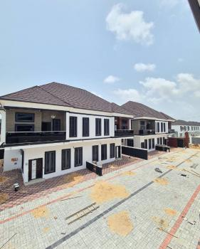 Brand New Well Built 4 Bedroom Semi Detached Duplex with Bq;, 2nd Tollgate, Lekki, Lagos, Semi-detached Duplex for Sale