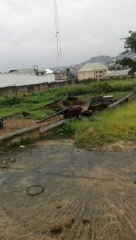 One and Half Plots of Land, Bank Road, Ado-ekiti, Ekiti, Mixed-use Land for Sale