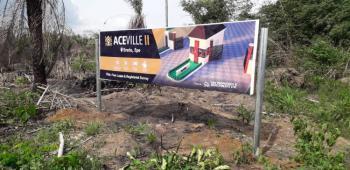 Plots of Land, Aceville Estate Phase 2, Eredo, Epe, Lagos, Mixed-use Land for Sale