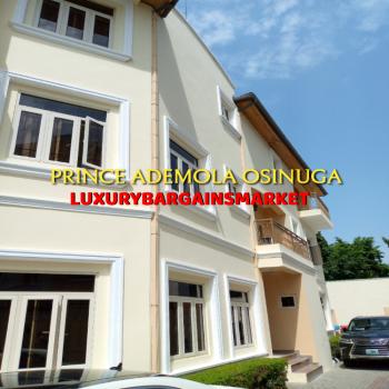 Private 3 Bedroom Semi Detached House + Bq, Pool (just 2 Occupants), Banana Island, Ikoyi, Lagos, Semi-detached Duplex for Rent