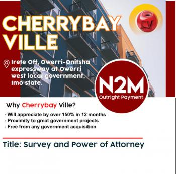 Land, Cherrybay, Irete, Owerri West, Imo, Residential Land for Sale