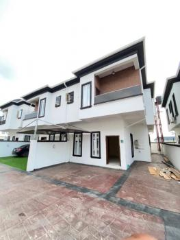 Brand New 4 Bedroom Semi-detached Duplex with 1 Room Bq, Ikota Gra, Ikota, Lekki, Lagos, Semi-detached Duplex for Rent