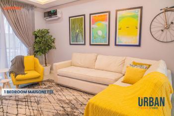 1 Bedroom Maisonette, Urban Prime Three Phase 2 Abraham Adesanya, Ogombo, Ajah, Lagos, Terraced Duplex for Sale