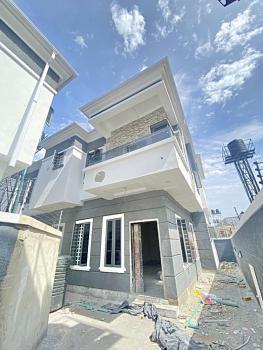 4 Bedroom Semi-detached Duplex with a Room Bq, Ikate Elegushi, Lekki, Lagos, Detached Duplex for Sale