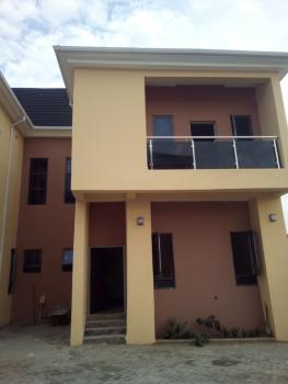 Brand New 4 Bedroom Terrace Duplex, Jahi, Abuja, Terraced Duplex for Rent