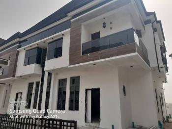 4 Bedroom Semi Detached Duplex, Chevron Alternative Route, Lekki, Lagos, Semi-detached Duplex for Rent