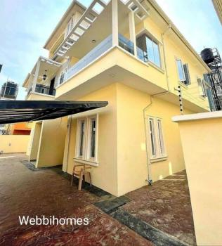5 Bedroom Fully Detached Duplex with Bq and Laundry Room, Chevron, Lekki, Lagos, Detached Duplex for Rent