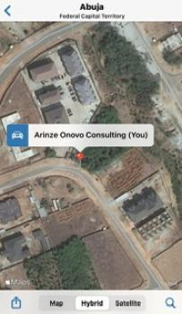 Perfectly Located Investors Choice Residential Landuse, Off Olusegun Obasanjo Way, Wuye, Abuja, Residential Land for Sale