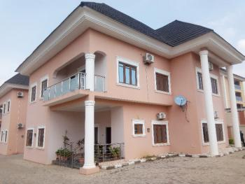 a Wing of Twin Duplex of 4 Bedrooms, 1 Bedroom Guest Chalet and a Bq, Diplomatic Zone, Katampe Extension, Katampe, Abuja, Semi-detached Duplex for Rent
