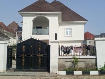 Well Built 4 Bedroom, Kafe/life Camp Area, Life Camp, Abuja, Detached Duplex for Sale