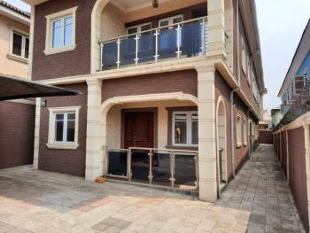 Newly Built 4 Bedroom Duplex with Two (2) Blocks of Room and Parlour, Ifako, Ogba, Ikeja, Lagos, Detached Duplex for Sale