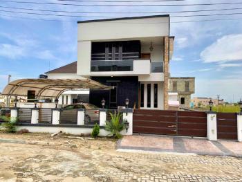 Tastefully Finished 4 Bedroom Luxury Duplex, Lakeview Estate, Lafiaji, Lekki, Lagos, Detached Duplex for Sale