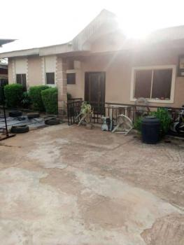 4 Bedroom Bungalow with 2shops in a Developed Area, Paiko Idimu Road Egbeda Idimu Road, Idimu, Lagos, Detached Bungalow for Sale