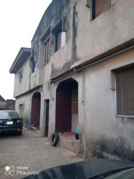 Block of 4 Nos 3 Bedroom Flats with a 3 Bedroom Flat Bq, Jojo Bus Stop, Obawole, Ogba, Ikeja, Lagos, Block of Flats for Sale