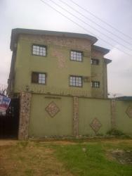 Executive 3 Bedroom Flat, Jolasco Estate,akute Via Ojodu Berger, Akute, Ifo, Ogun, Flat / Apartment for Rent