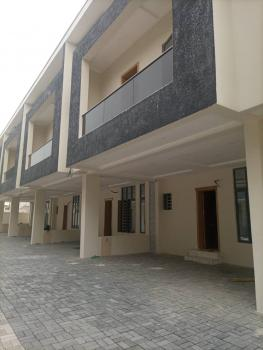Luxury Massive Brand New 4 Bedroom Terraced Duplex, Chevron Alternative, Lekki Phase 2, Lekki, Lagos, Flat for Rent
