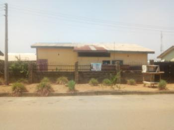 Residential Or Commercial Building By The Major Tarred Road Available, Off 1st Avenue, Fha (f.h.a), Lugbe District, Abuja, Detached Bungalow for Sale