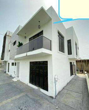 New 4 Bedroom Semi Detached Duplex with Bq, Buena Vista Estate, Orchid Road, Ikota, Lekki, Lagos, Detached Duplex for Sale