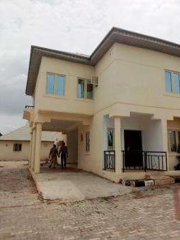 Newly Refurbished Luxury 5 Bedroom. Fully Finished and Fully Serviced, Gwarimpa Estate, Gwarinpa, Abuja, Detached Duplex for Rent