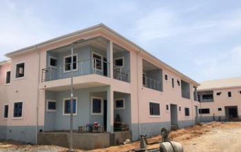 Luxury 3 Bedreom Unit at Salis Court (shell), Behind Lento Aluminium., Jabi, Abuja, Block of Flats for Sale