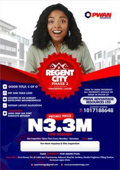 Regent City, Regent City,  Near Dangote Refinery, Osoroko, Ibeju Lekki, Lagos, Residential Land for Sale