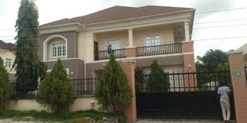 Luxury 5 Bedroom Detached Duplex with 1 Bedroom Bq in an Estate, King Part Estate, Kukwaba, Abuja, Detached Duplex for Sale