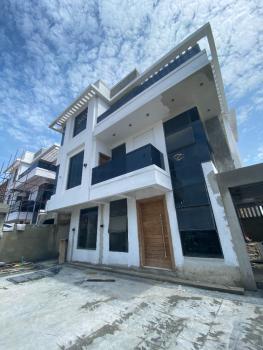 Contemporary 5 Bedroom Detached Duplex with Bq, Lekki Phase 1, Lekki, Lagos, Detached Duplex for Sale