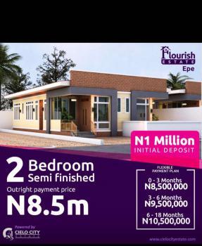 Luxury 2 Bedroom Semi Detached Duplex, Epe, Lagos, Semi-detached Duplex for Sale