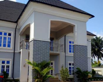 Tastefully Finished Luxury 5 Bedroom Duplex with Bq in a Serene Area, Shelter Afrique Extension, Uyo, Akwa Ibom, Detached Duplex for Sale