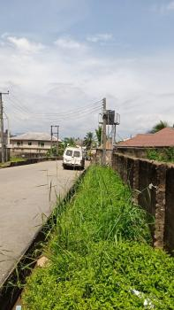 Strategically Located Land Measuring 1671.996sqms, Osongama Estate, By Basumo Gas, Off Oron Road, Uyo, Akwa Ibom, Mixed-use Land for Sale