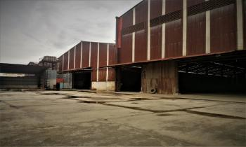 Warehouse Capacity of 7000 Sqmt, Private Compound, Industrial Area, Ogba, Ikeja, Lagos, Warehouse for Rent