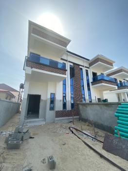Brand New 5 Bedroom Semi Detached Duplex with B.q, Ologolo, Lekki, Lagos, Semi-detached Duplex for Sale