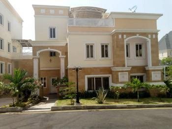 Tastefully Finished and Serviced 4 Bedroom Semi Detached House, By Ministers Hill, Maitama District, Abuja, Semi-detached Duplex for Rent