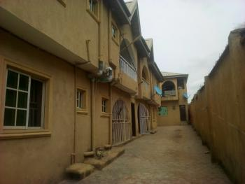 Very Clean 2 Bedroom Flat Upstairs, Okeimoye Street, Isheri Oshun, Isheri, Lagos, Flat for Rent