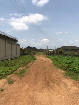 841 Square-meter Land in a Choice Area, Palace Road, Oke badan Housing Estate, Akobo, Ibadan, Oyo, Residential Land for Sale