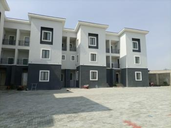 a Tastefully Finished 4 Bedroom Terraced Duplex with 1 Bq, By Navals Quarters, Jahi, Abuja, Terraced Duplex for Rent
