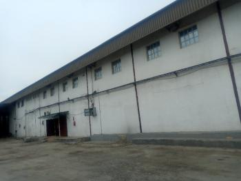 80,000 Square Foot Warehouse and 5,000 Sqft Office Area, Industry Avenue, Ilupeju, Lagos, Warehouse for Rent