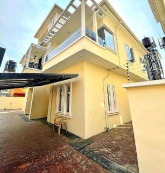 Massive 5 Bedroom Detached Duplex with Penthouse, Chevron, Chevyview Estate, Lekki, Lagos, Semi-detached Duplex for Rent