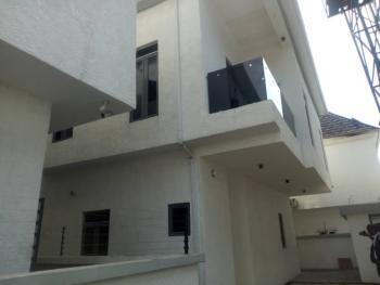 Brand New 5 Bedrooms En-suite Fully Detached Duplex with a Bq, Chevron Drive, Lekki, Lagos, Detached Duplex for Rent