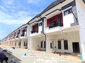 Brand New 20 Units of 4 Bedrooms Terraced Duplex with 24 Hours Light, Ikota Villa Estate, Lekki, Lagos, Terraced Duplex for Sale