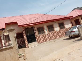 3 Bedroom Semi Detached Bungalow, Efab Estate (police Housing Scheme), Dei-dei, Abuja, Semi-detached Bungalow for Sale