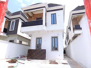Brand New 4 Bedroom Fully Detached Duplex with Bq, Large Compound, Ikota Villa Estate, Lekki, Lagos, Detached Duplex for Sale