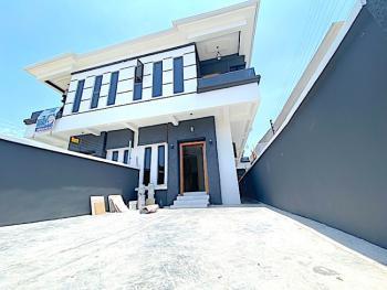 Brand New Very Big 4 Bedrooms Semi Detached Duplex with Bq, Ikota Villa Estate, Lekki, Lagos, Detached Duplex for Sale